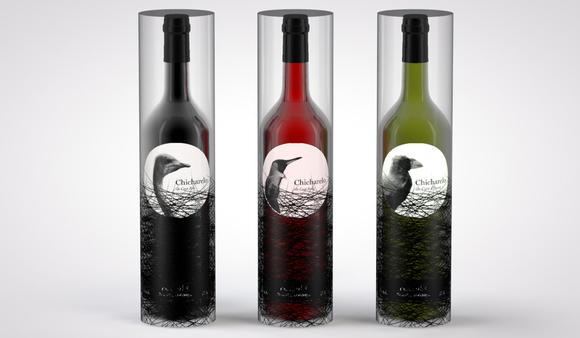 вино в тубусах