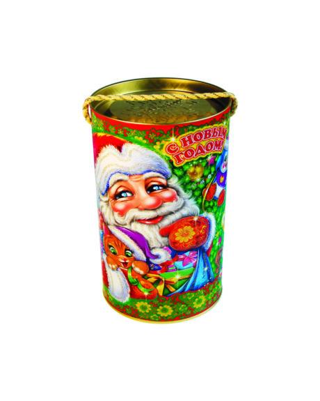 """новогодний тубус """"сюрприз"""" b00083 фотография"""
