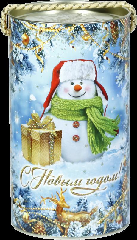 """новогодний тубус """"милашка"""" b00151 фотография"""