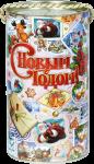 """новогодний тубус """"послание"""" b00167 фотография"""